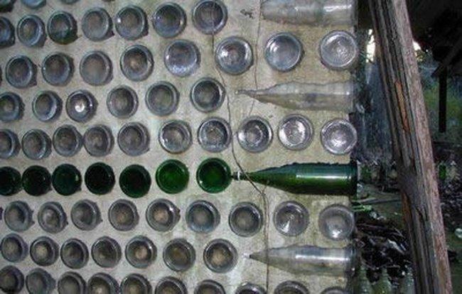Къща от бутилки 005_glass