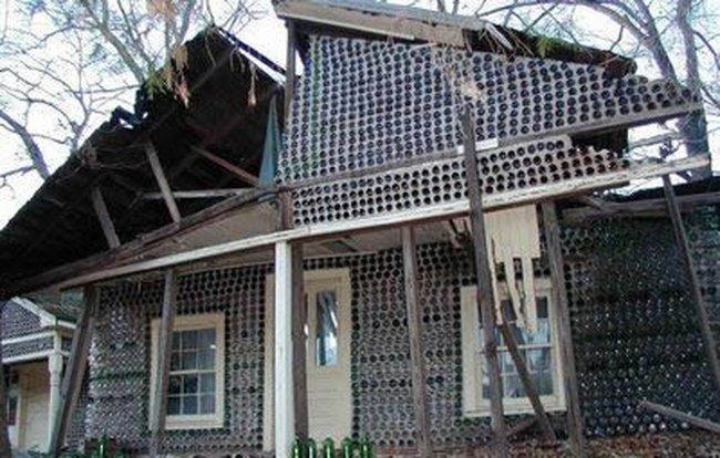 Къща от бутилки 008_glass