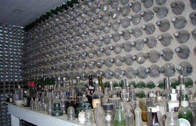 Къща от бутилки 010_glass
