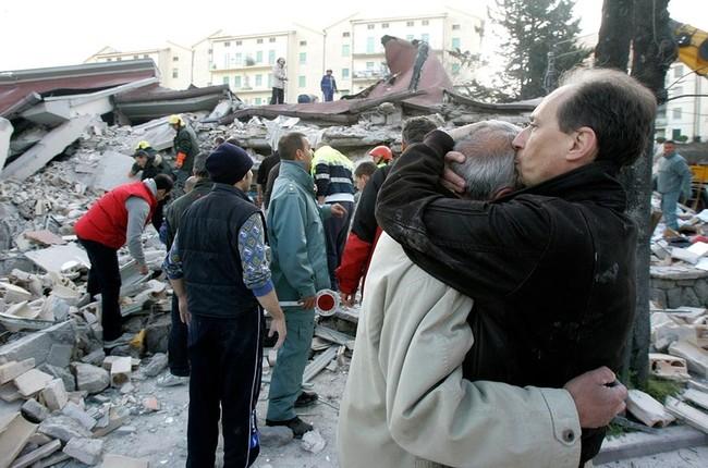 Землетрясение в Италии (41 фото)