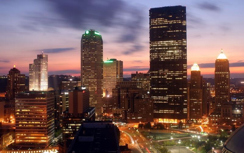 Городские пейзажи (40 фото)