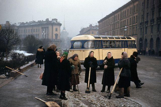 СССР через объектив. Хроника 1959-1991 (67 фото + текст)