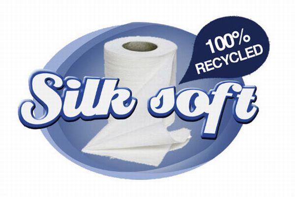 Странная реклама туалетной бумаги (3 фото)