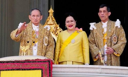 Bhumibol Adulyadej – King of Thailand