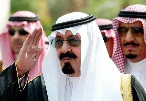 Abdullah Bin Abdul Aziz Al Saud – King of Saudi Arabia