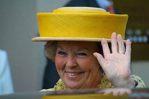 Beatrix Wilhelmina Armgard – Queen of Netherlands