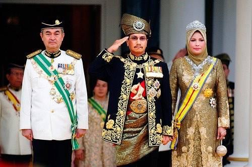 Yang di-Pertuan Agong Mizan Zainal Abidin – Sultan of Terengganu, Malaysia