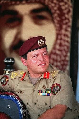 Abdullah II – King of Jordan