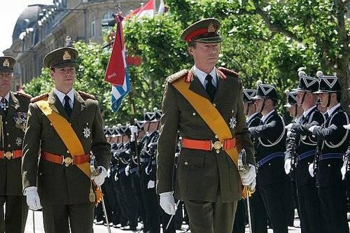 Henri – Grand Duke of Luxemburg