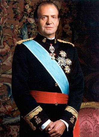 Juan Carlos I – King of Spain