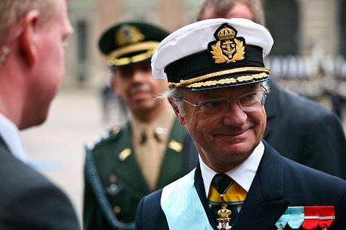 Carl XVI Gustaf – King of Sweden