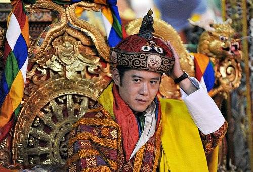 Jigme Khesar Namgyel Wangchuk – The Dragon king of Bhutan