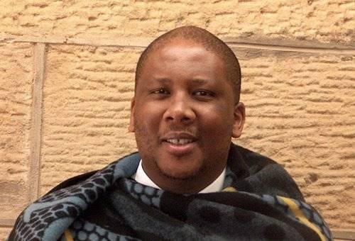 Letsie III – The king of Lesotho