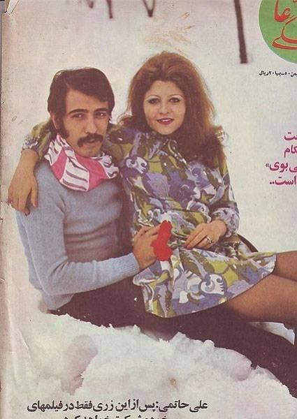 Иран до исламской революции (24 фото)