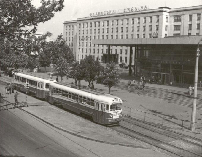 Метро Завод Большевик (ныне - Шулявская), 1962 год