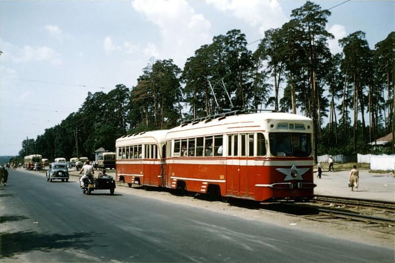 Святошино, 1959 год