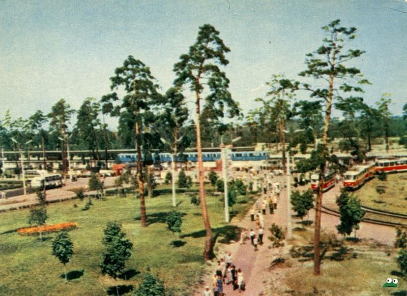 Дарница, 1967 год
