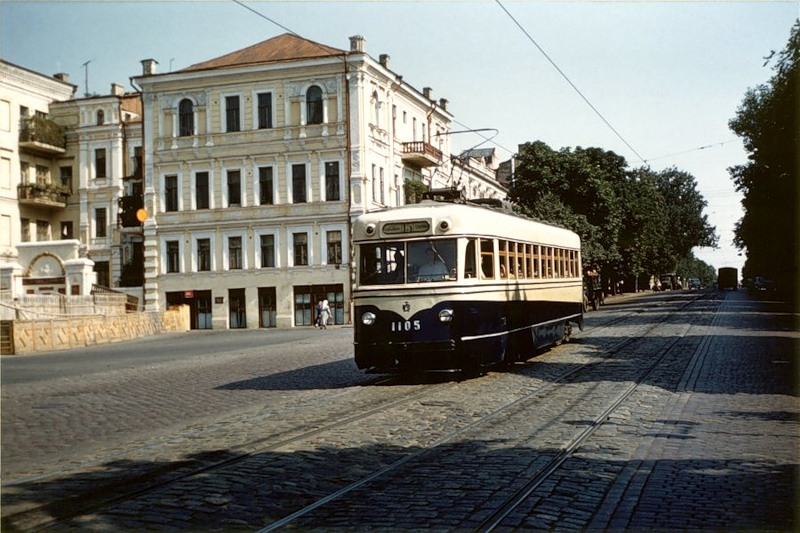 Та же Владимирская уже летом 1959-го