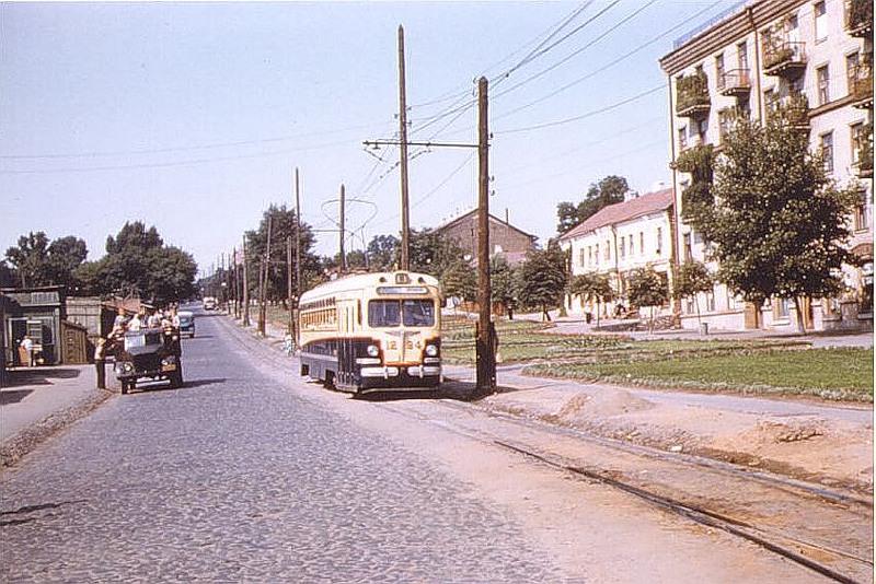 Улица Урицкого, 1959 год