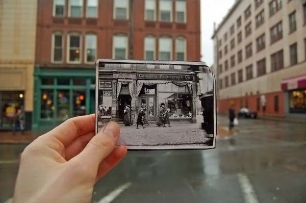 Сквозь время (37 фото)