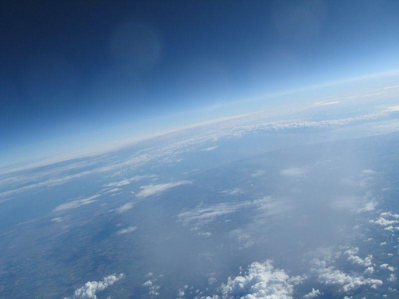 Фотографии из космоса, сделанные на обычный фотоаппарат (29 фото)
