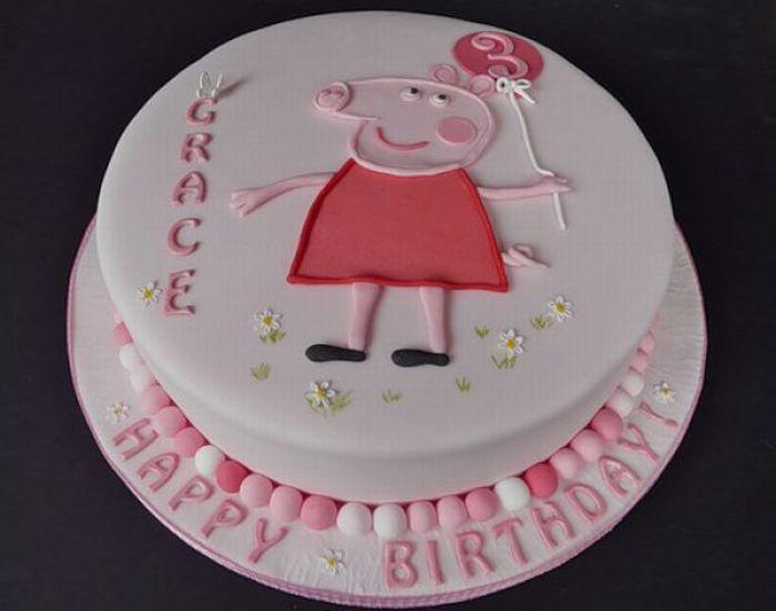 Торты получи день-деньской рождения (42 фото)