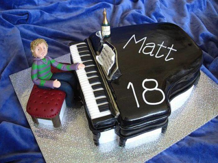 Торты получи и распишись воскресенье рождения (42 фото)