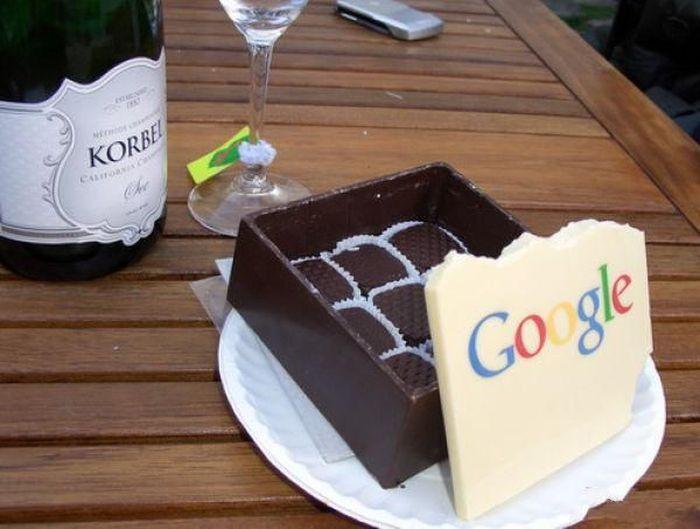 Продукция от Google (18 фото)