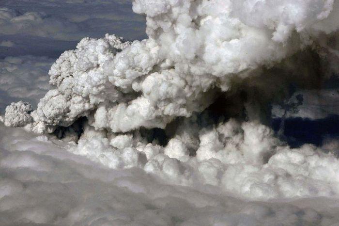 Извержение вулкана в Исландии (42 фото + 3 видео)