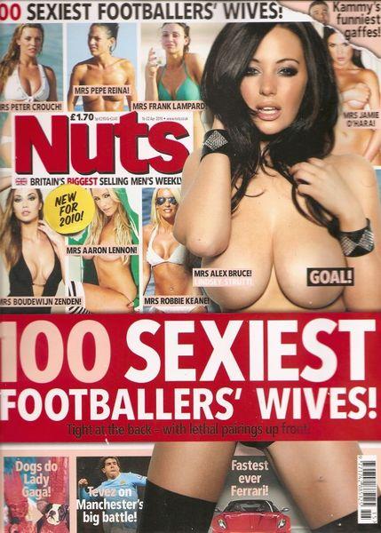 Самые сексуальные жены футболистов 2010 (15 фото НЮ)