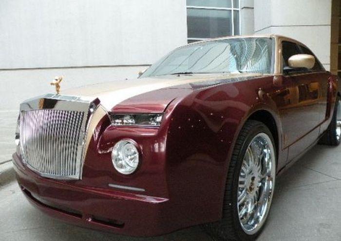 Rolls-Royce за $30 000 (8 фото)
