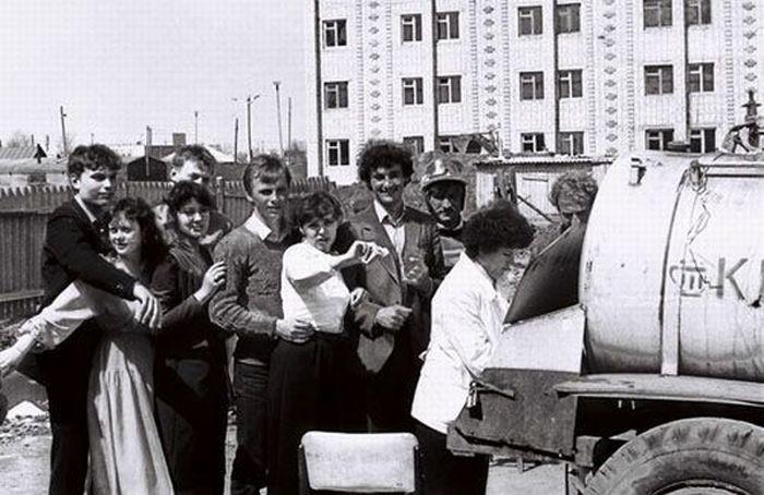 Soviet urban legends. Советские городские легенды. (24 фото+текст)