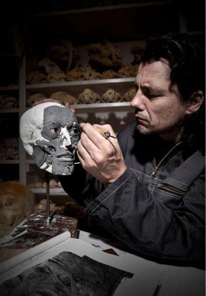 Человек 5000 лет назад (4 фото)