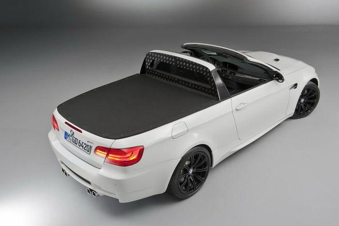 BMW М3 в кузове пикап официально представлена (27 фото+видео)