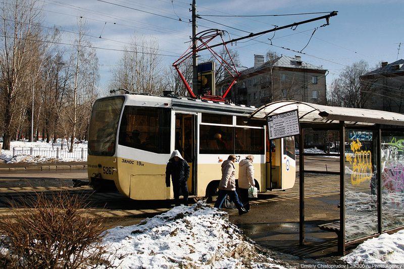 фото мини трамваев ирина свободный