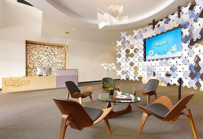 Офис компании Skype (24 фото)