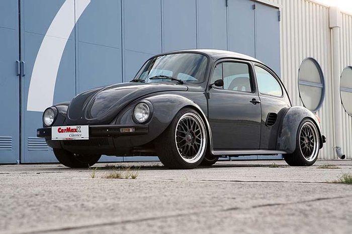 Porsche Boxster+винтажный Volkswagen Bug=Bugster (18 фото)