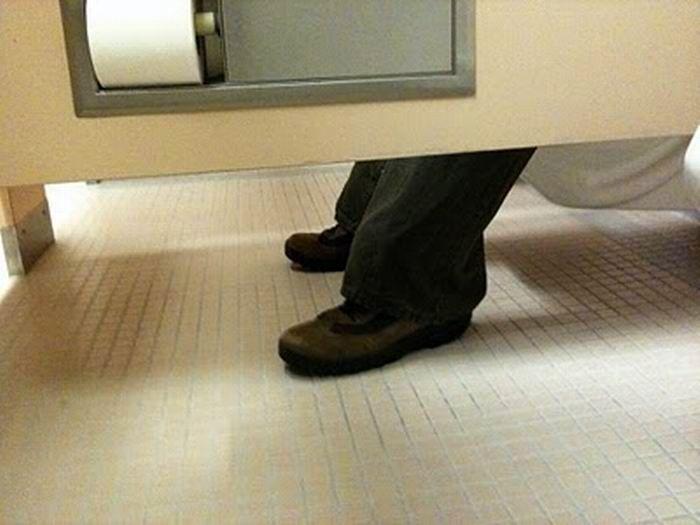Идея для розыгрыша в офисе (5 фото)