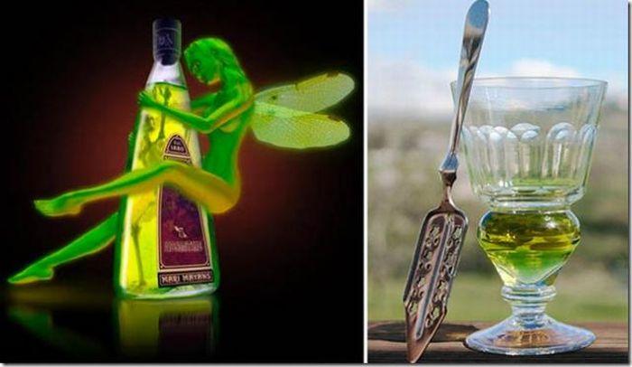 Необычные алкогольные напитки (18 фото)
