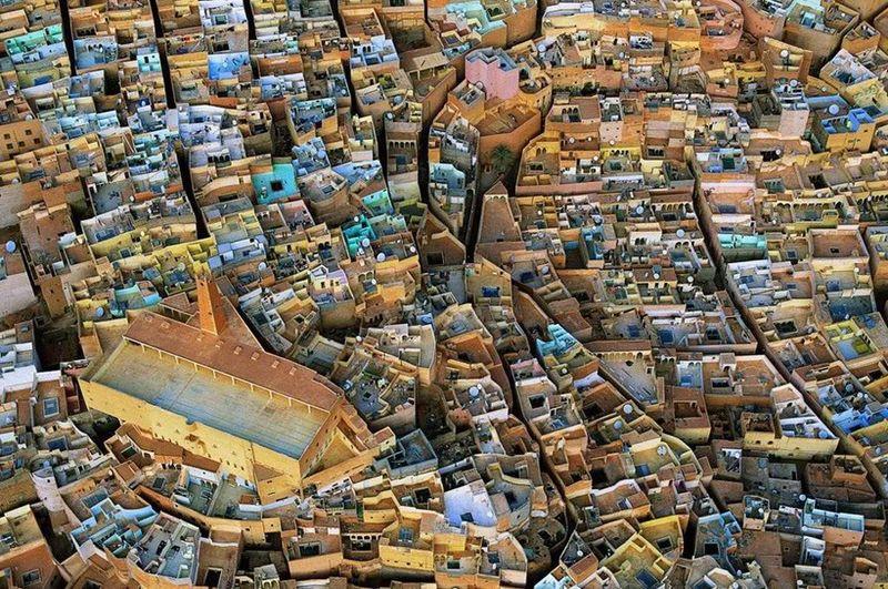 Аэрофотопутешествие над землей (56 фото)