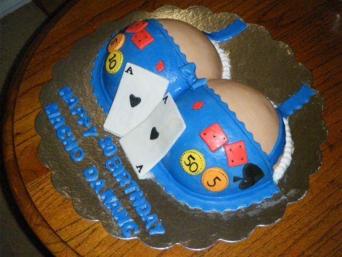 Грудастые тортики (73 фото)