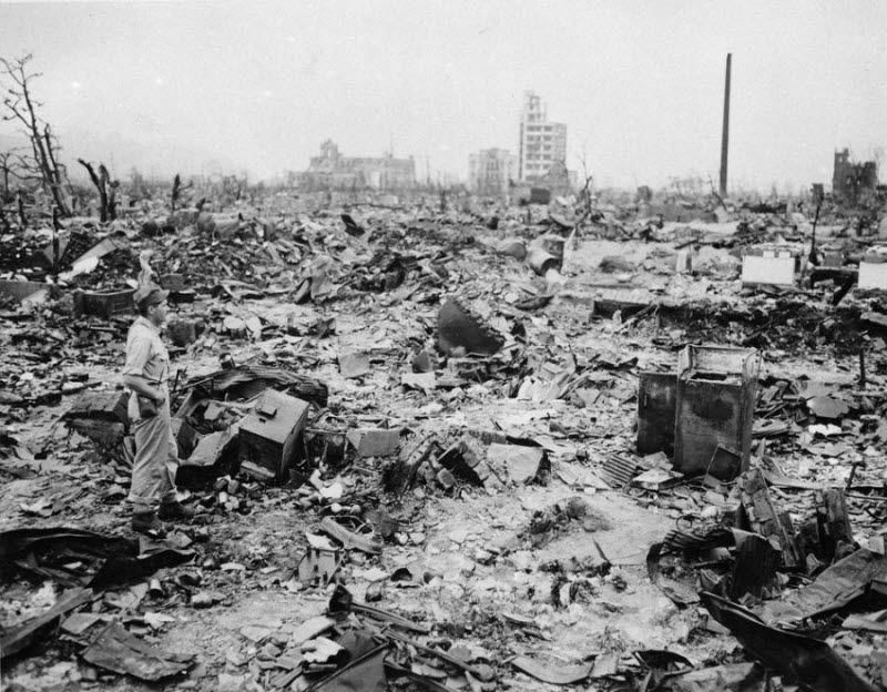 the atomic bombing of hiroshima and nagasaki that ended the worlds largest armed conflict Was the bombing of hiroshima and nagasaki justified – part 1 i will be presenting this post in three parts my original intent was.