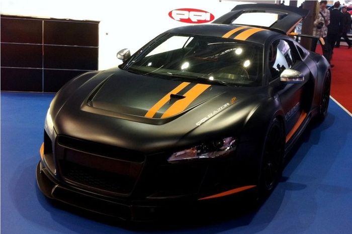 Audi R8 V10 от тюнинговой компании PPI Razor (6 фото)