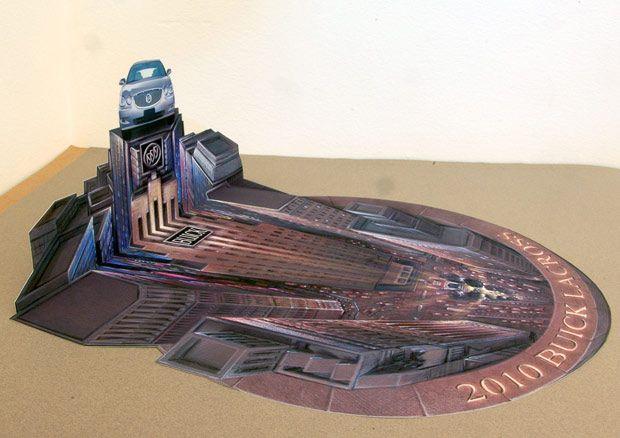 Модель работы Herald Square.
