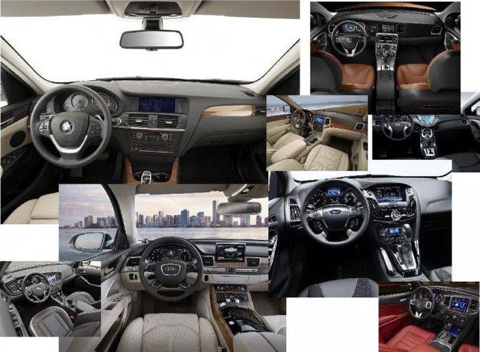 Топ-10 лучших салонов авто 2011 по версии журнала Wards Automotive (20 фото)