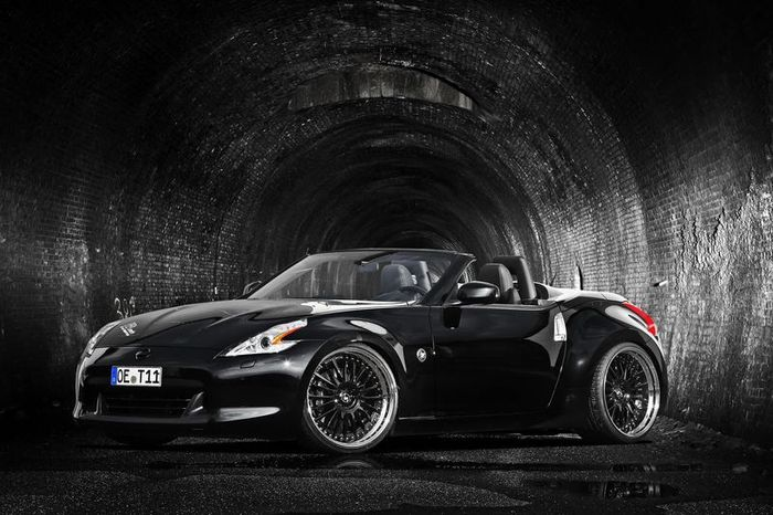 Ателье Schmidt Revolution представило пакет изменений для Nissan 370Z (5 фото)