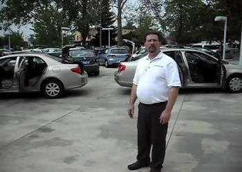Сравнение Тойоты Короллы и VW Jetta