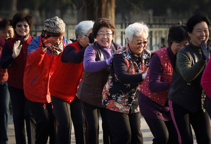 Повседневная жизнь в Китае (34 фото)