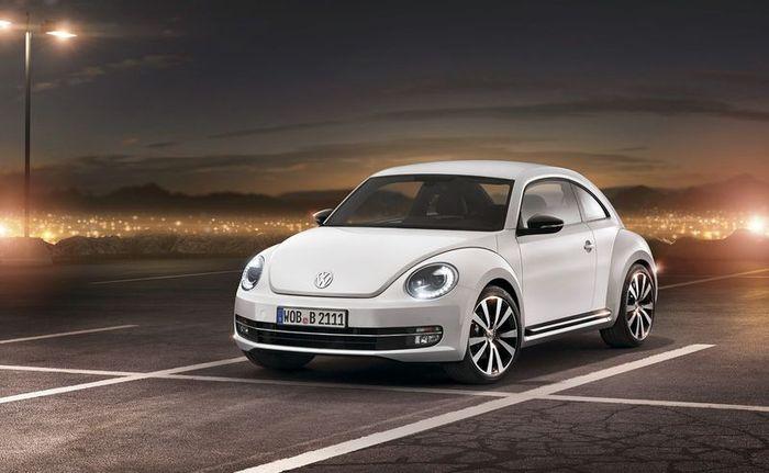 Второе поколение VW Beetle - первые официальные фото (19 фото)