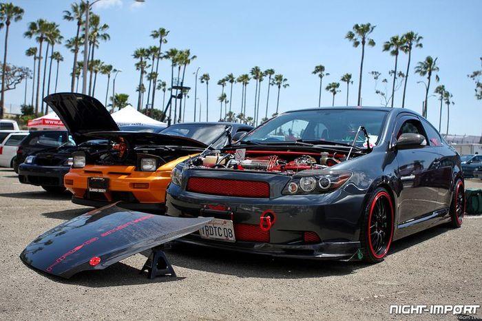 Formula Drift Streets of Long Beach. Часть 3 (140 фото)
